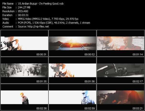 Ardian Bujupi video screenshot