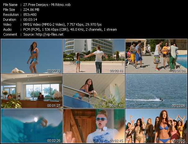 Free Deejays video screenshot